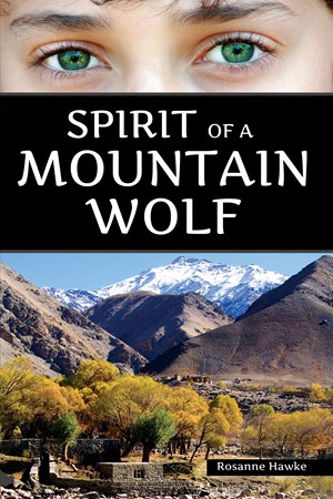 Spirit of a Mountain Wolf